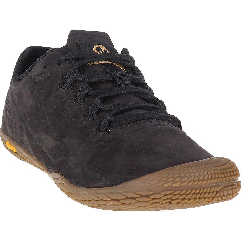 メレル Merrell レディース ハイキング・登山 シューズ・靴【Vapor Glove 3 Luna Leather Shoe】Black