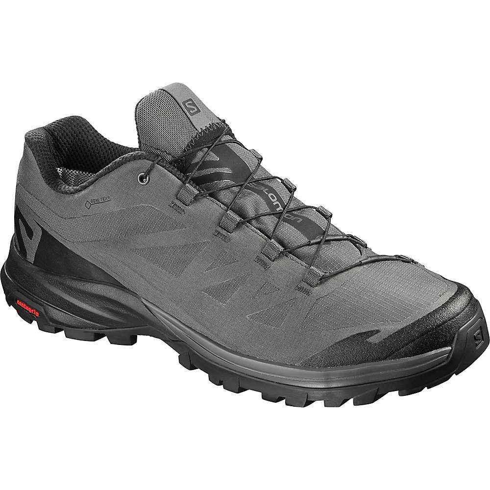 サロモン Salomon メンズ ハイキング・登山 シューズ・靴【Outpath GTX Shoe】Magnet / Black / Black