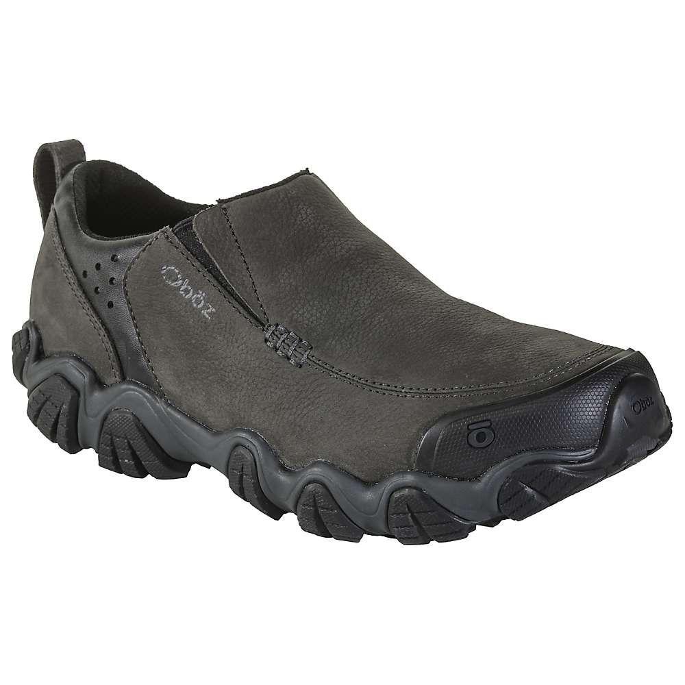 オボズ Oboz メンズ ハイキング・登山 シューズ・靴【Livingston Low Shoe】Dark Shadow