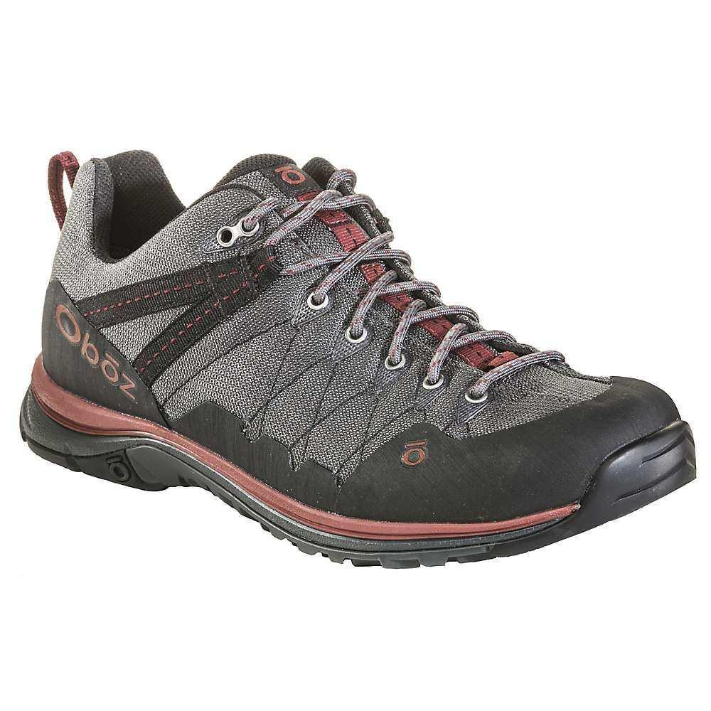 オボズ Oboz メンズ ハイキング・登山 シューズ・靴【M Trail Low Shoe】Dark Shadow / Russet