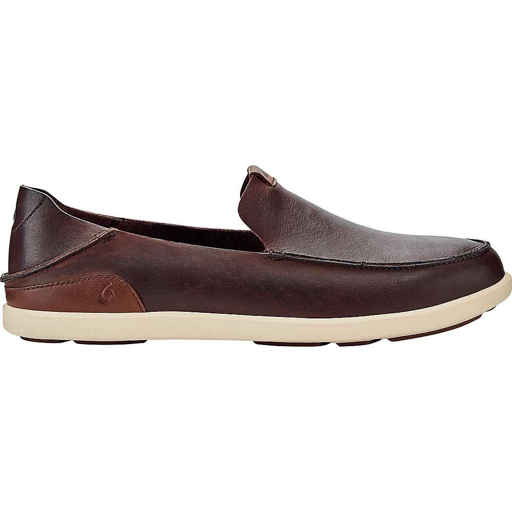 オルカイ OluKai メンズ シューズ・靴 スリッポン・フラット【Nalukai Slip on Shoe】Kona Coffee / Tapa