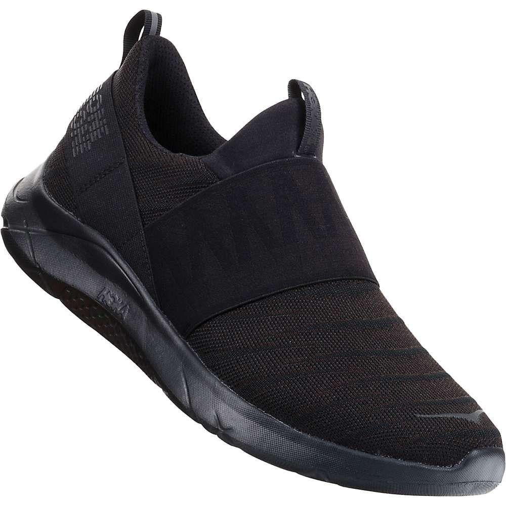 ホカ オネオネ Hoka One One メンズ ランニング・ウォーキング シューズ・靴【Hupana Slip Shoe】Black