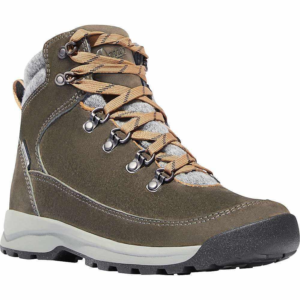 ダナー Danner レディース ハイキング・登山 シューズ・靴【Adrika Hiker- Wool Boot】Olive