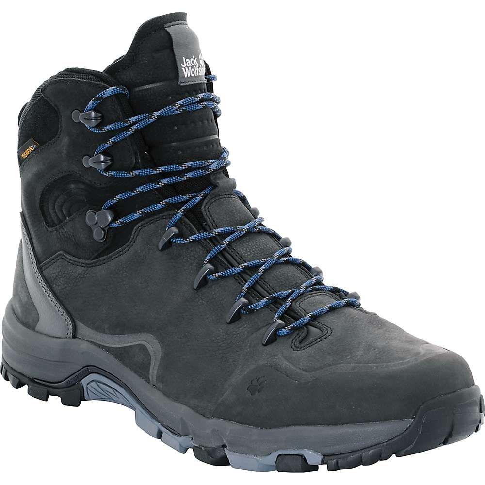 ジャックウルフスキン Jack Wolfskin メンズ ハイキング・登山 シューズ・靴【Altiplano Prime Texapore Mid Boot】Phantom