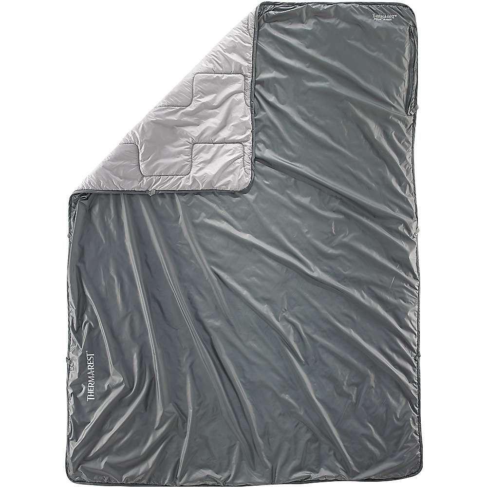 サーマレスト Thermarest ユニセックス 雑貨【Therm-a-Rest Stellar Blanket】Smoked Pearl