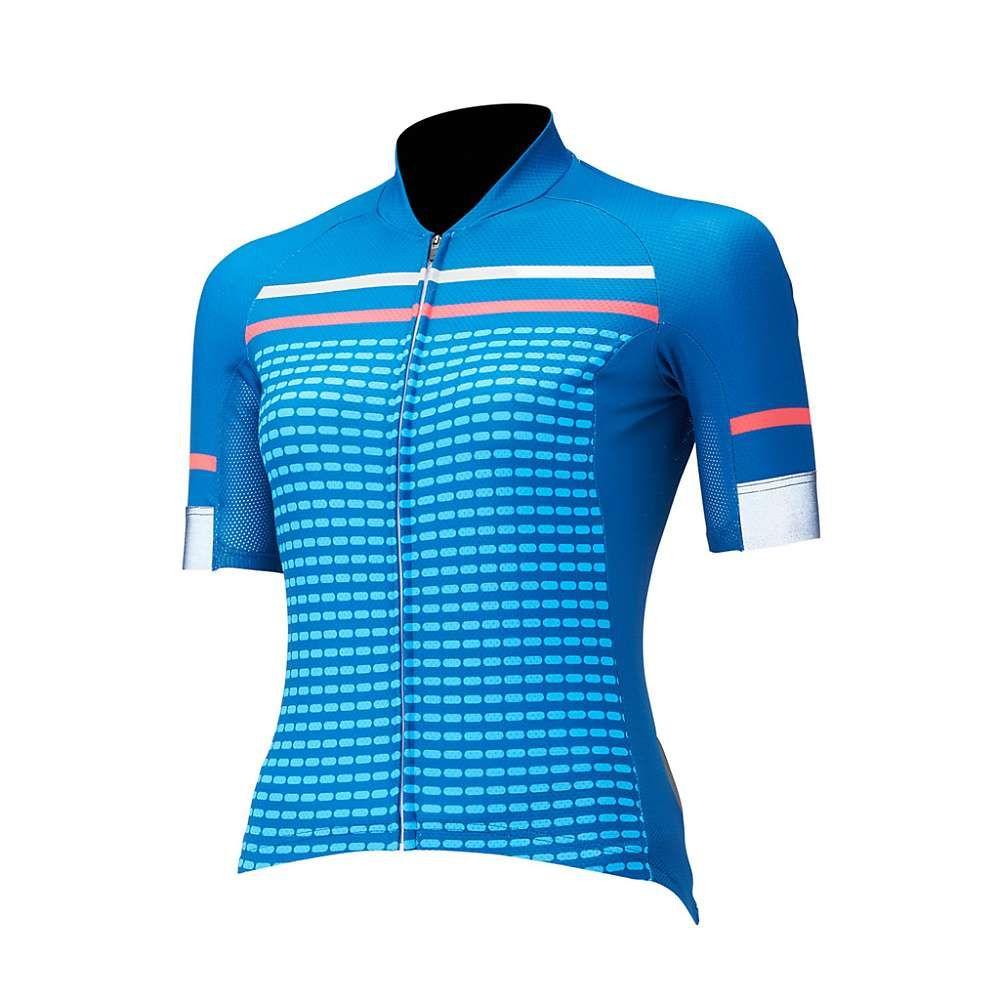 再再販! カポ Capo 自転車 レディース 自転車 Jersey】Cool トップス【Corsa カポ SL Donna Jersey】Cool Blue, オトイネップムラ:240c5058 --- construart30.dominiotemporario.com