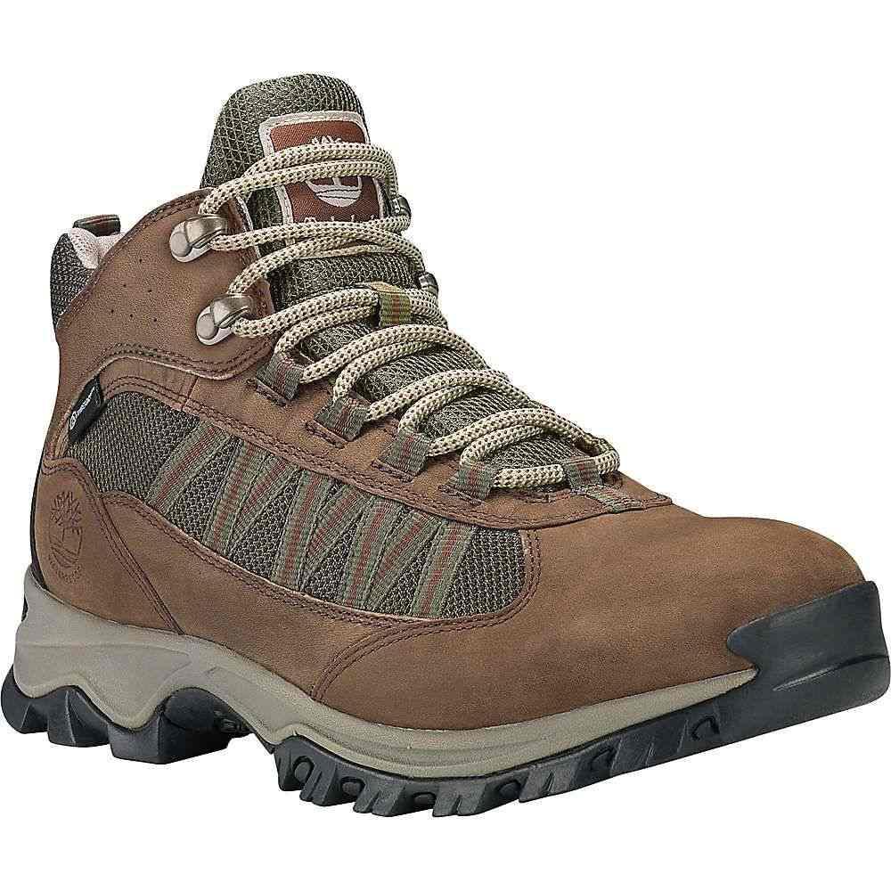 ティンバーランド Timberland メンズ ハイキング・登山 シューズ・靴【Mt. Maddsen Lite Mid WP Boot】Dark Brown Full-Grain