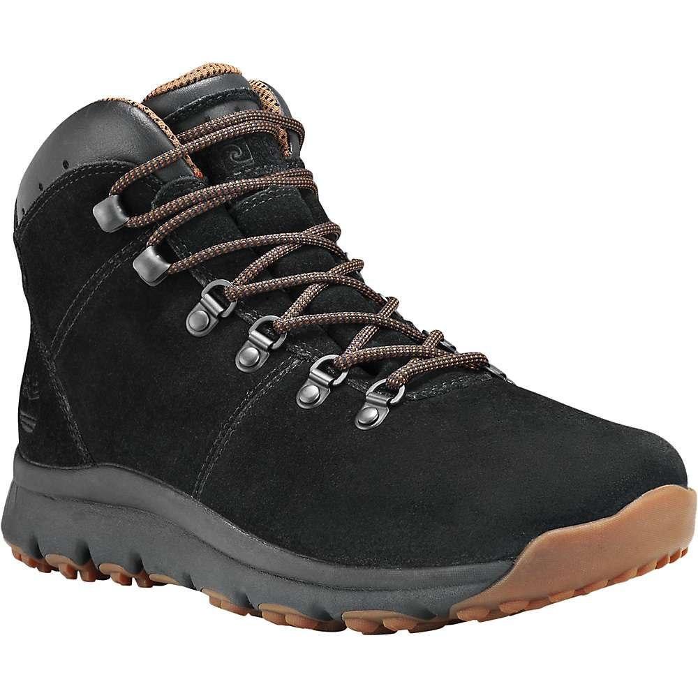 ティンバーランド Timberland メンズ ハイキング・登山 シューズ・靴【World Hiker Mid Boot】Black