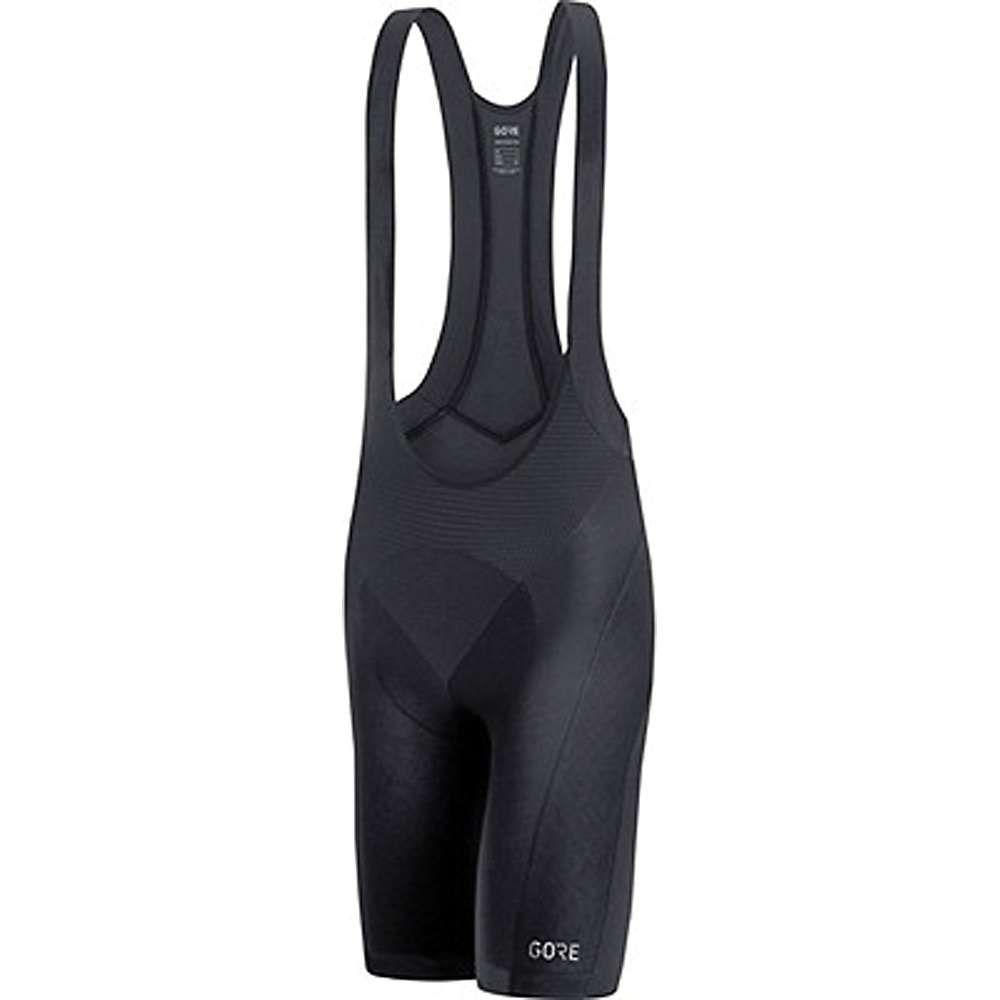 ゴアウェア Gore Wear メンズ 自転車 ボトムス・パンツ【Gore C5 Gore Windstopper Bib Short】Black