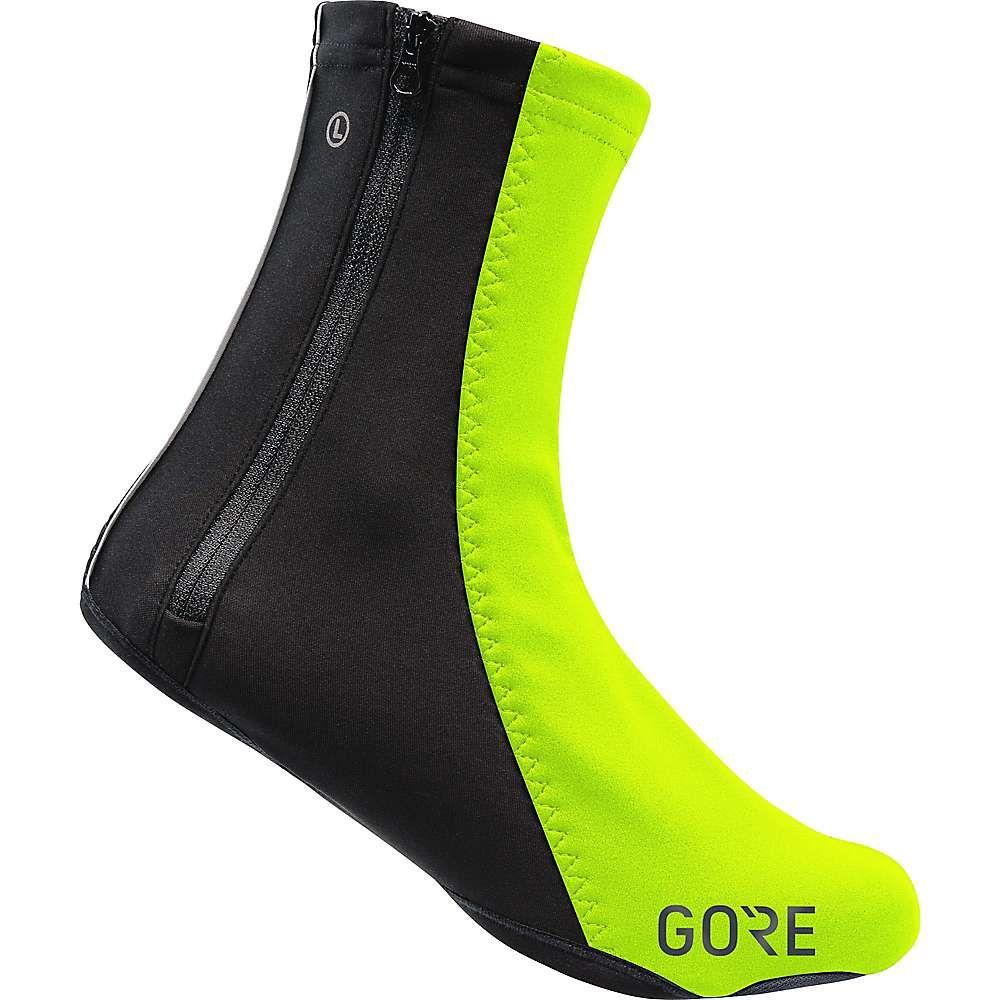 ゴアウェア Gore Wear ユニセックス 自転車【C5 Gore Windstopper Thermo Overshoe】Neon Yellow / Black
