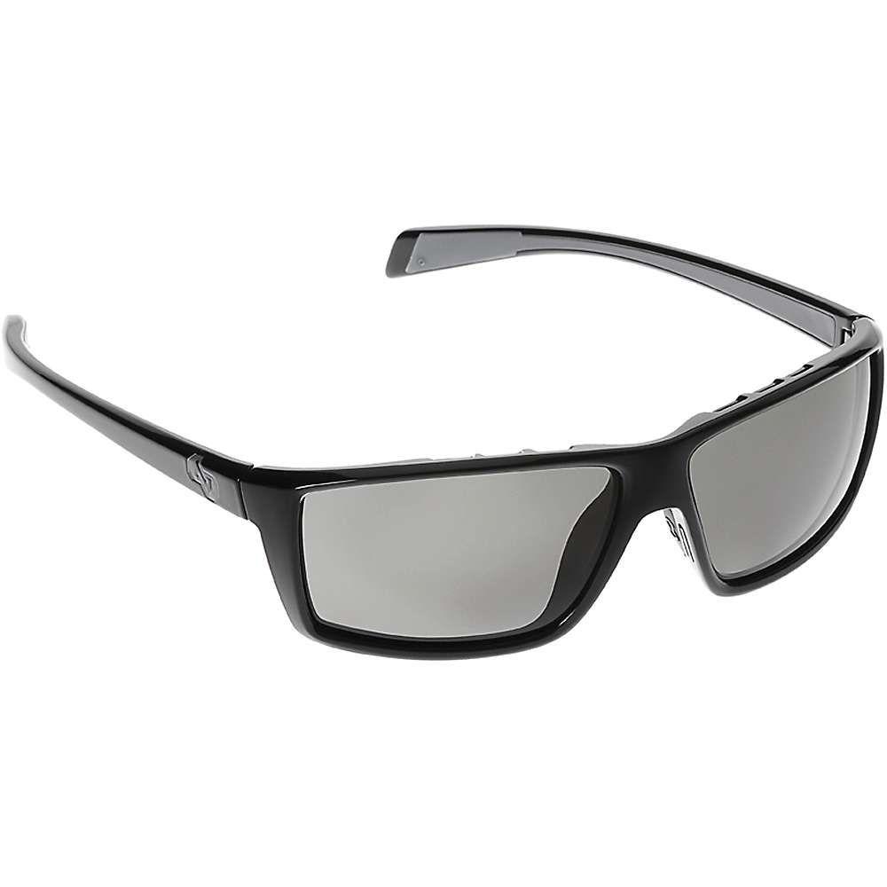 ネイティブ Native ユニセックス スポーツサングラス【Throttle Polarized Sunglasses】Matte Black / Grey Polarized