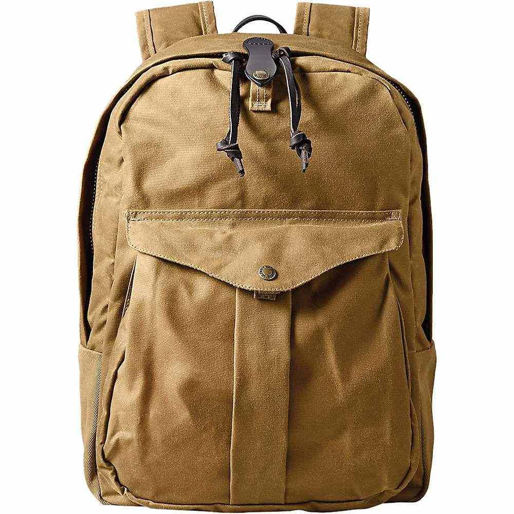 フィルソン Filson ユニセックス バッグ バックパック・リュック【Journeyman Backpack】Tan