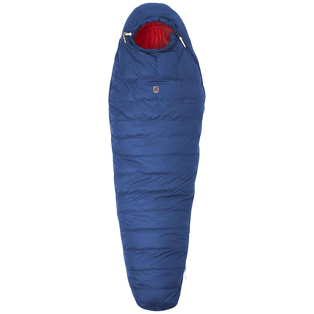 フェールラーベン Fjallraven レディース ハイキング・登山【Singi Three Seasons Sleeping Bag】Bay Blue