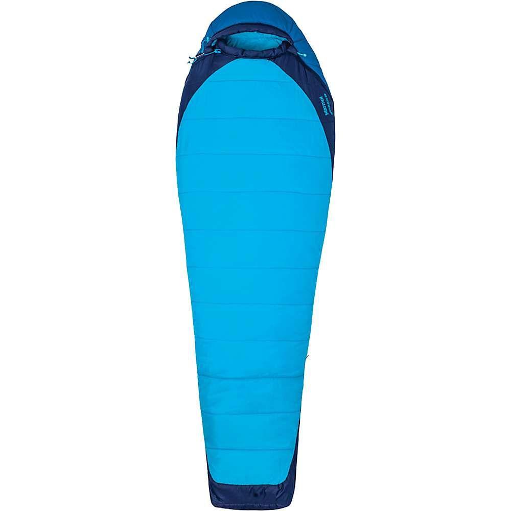 マーモット Marmot ユニセックス ハイキング・登山【Trestles Elite 20 Sleeping Bag】Atomic Blue / Blue Night