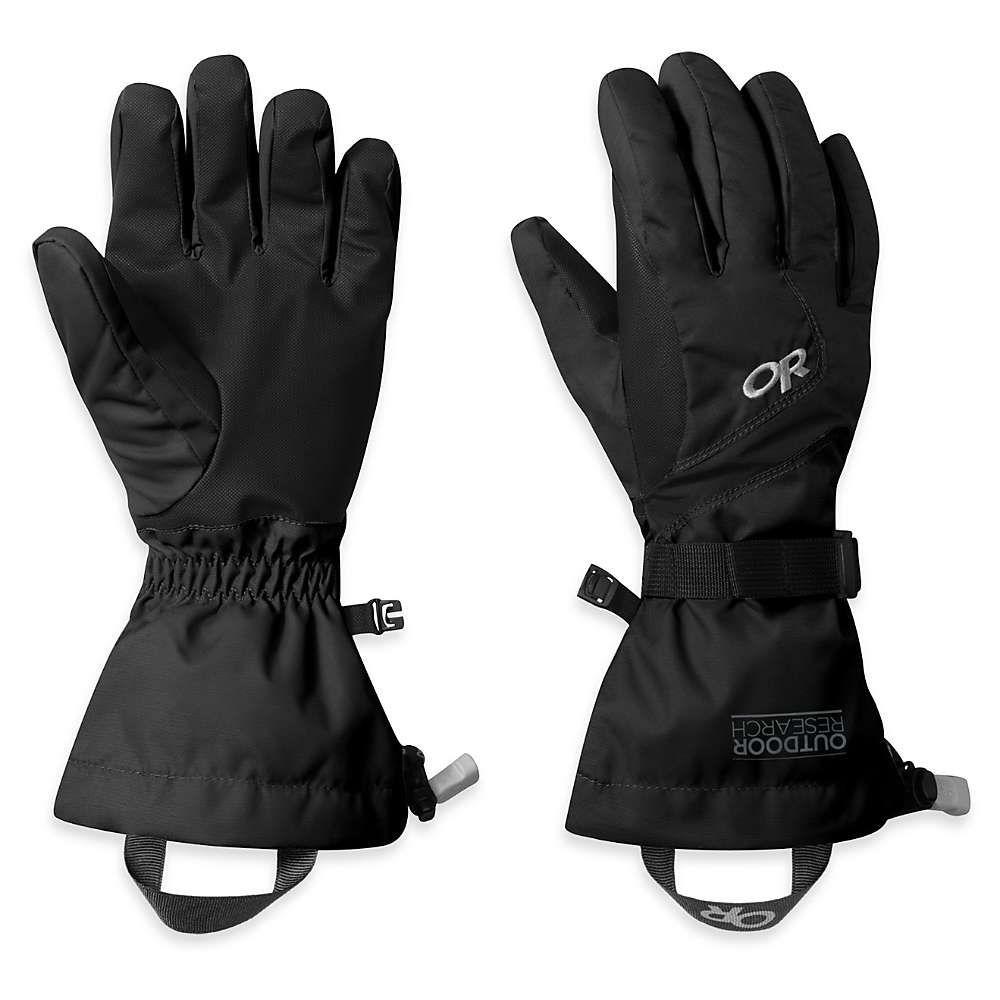 アウトドアリサーチ Outdoor Research レディース スキー・スノーボード グローブ【Adrenaline Gloves】Black