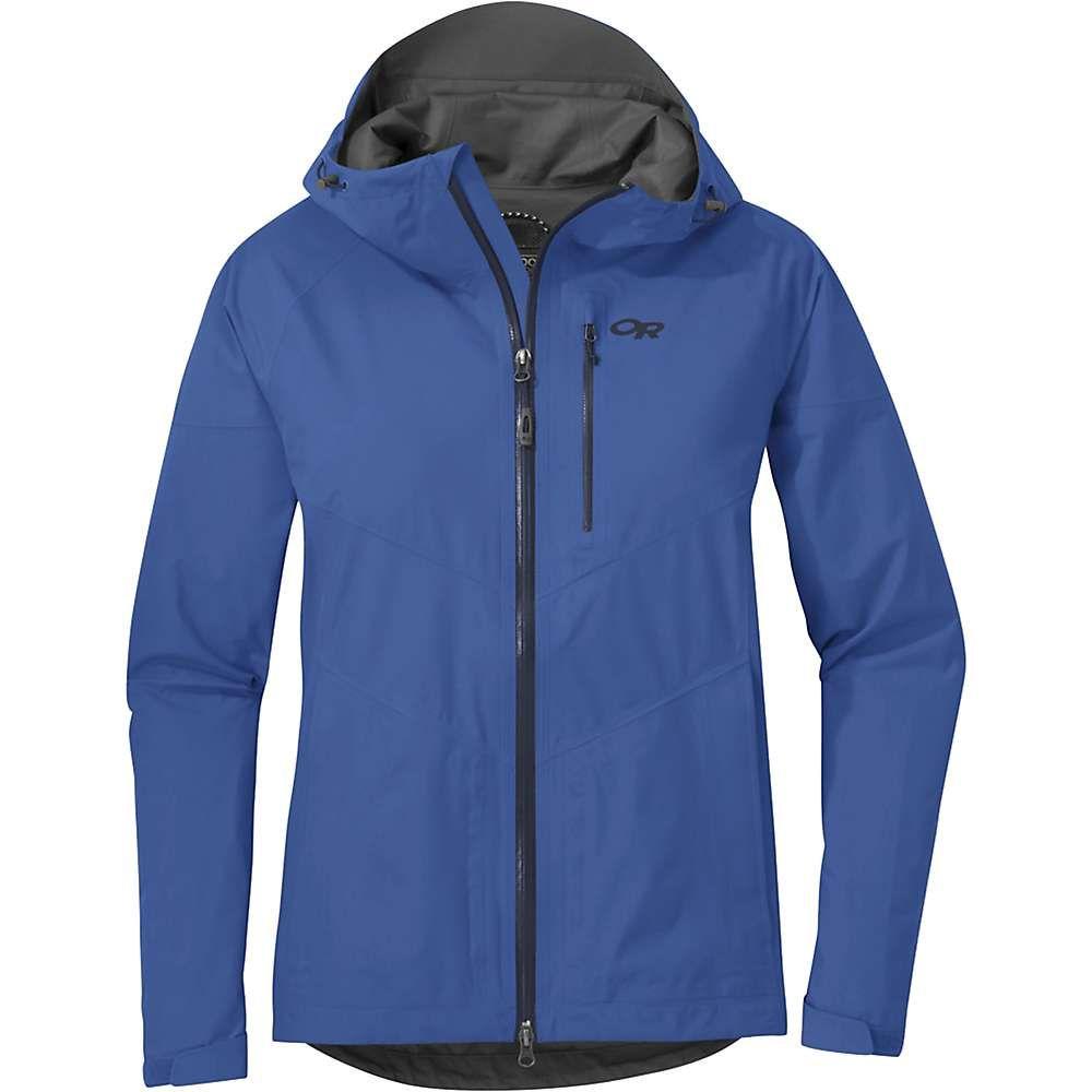 アウトドアリサーチ Outdoor Research レディース アウター レインコート【Aspire Jacket】Lapis