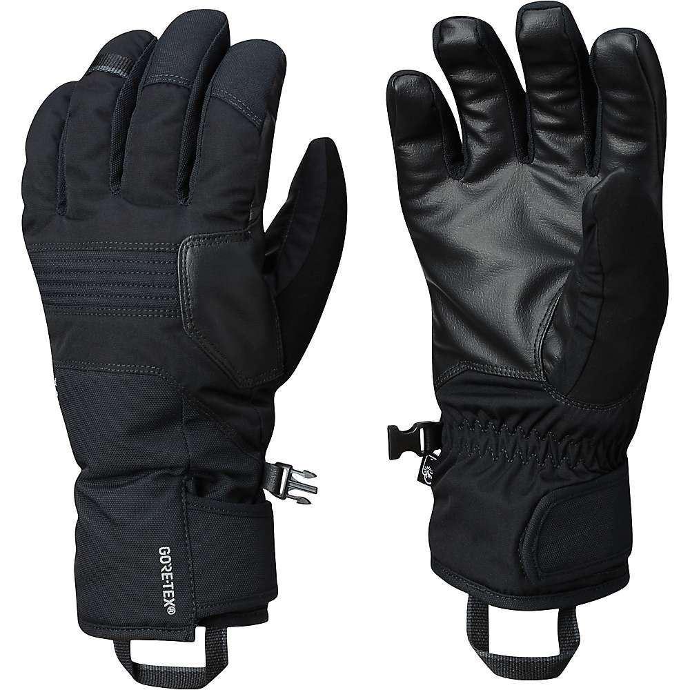 マウンテンハードウェア Mountain Hardwear レディース スキー・スノーボード グローブ【Powdergate GTX Glove】Black