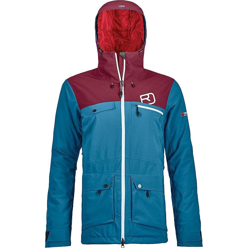 オルトボックス Ortovox レディース スキー・スノーボード アウター【2L Swisswool Andermatt Jacket】Blue Sea