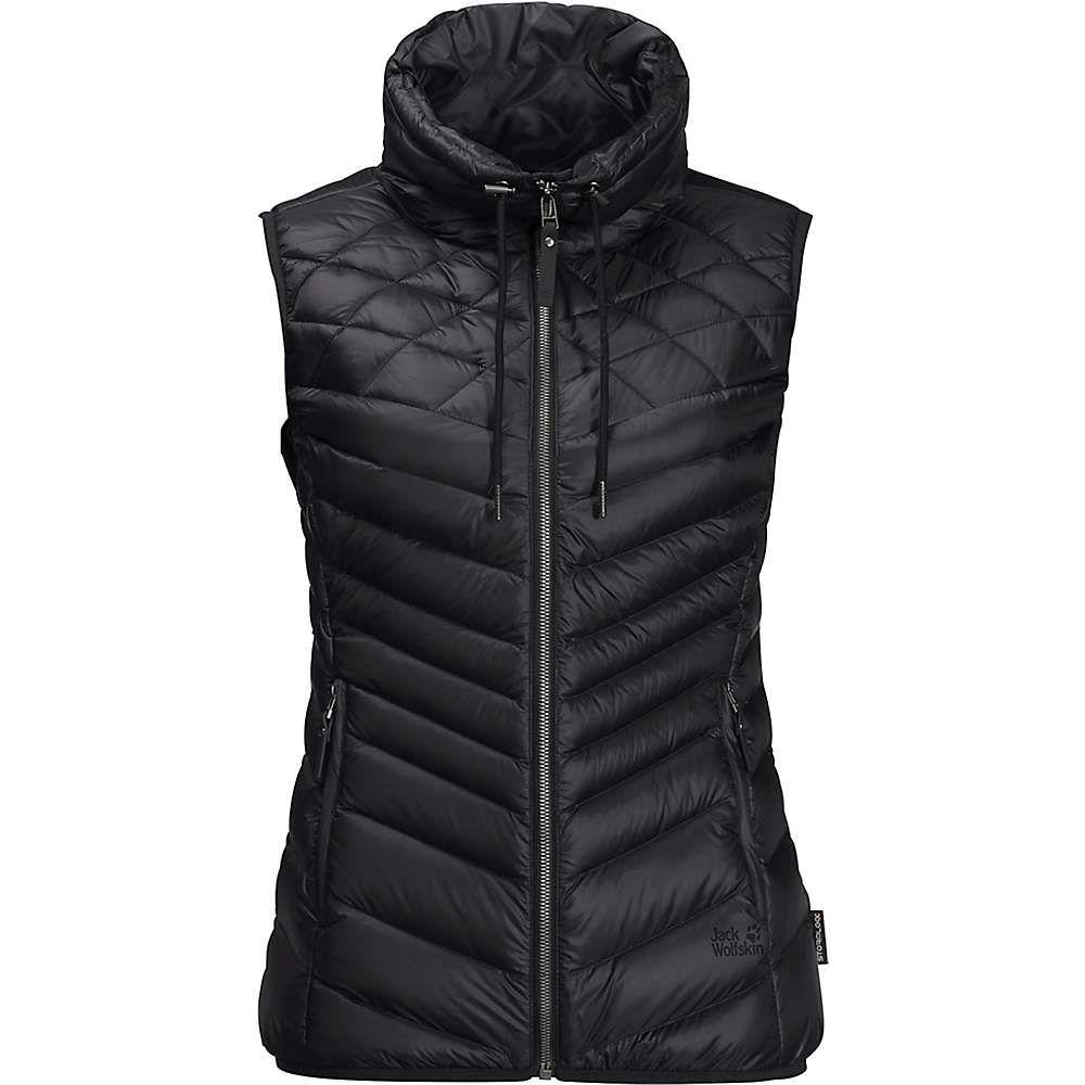 ジャックウルフスキン Jack Wolfskin レディース トップス ベスト・ジレ【Richmond Vest】Black
