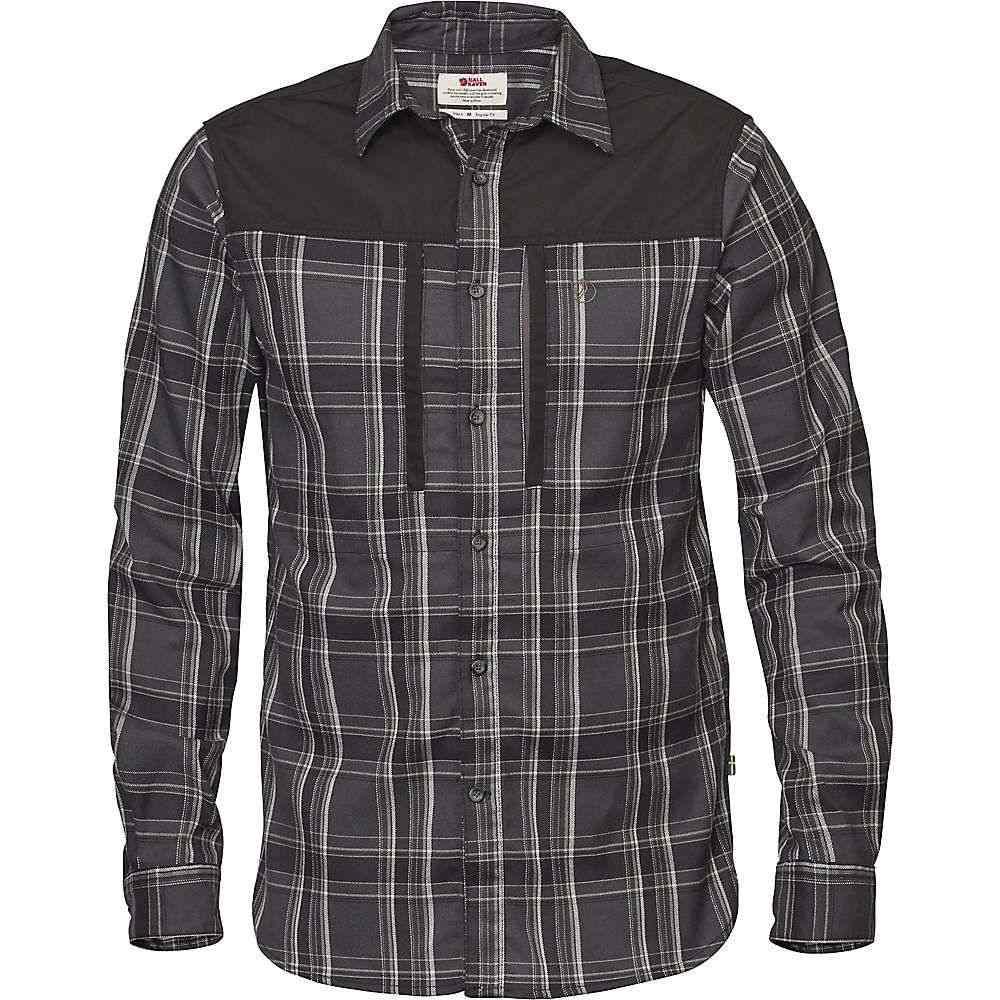 フェールラーベン Fjallraven メンズ ハイキング・登山 トップス【Singi Pro LS Shirt】Stone Grey