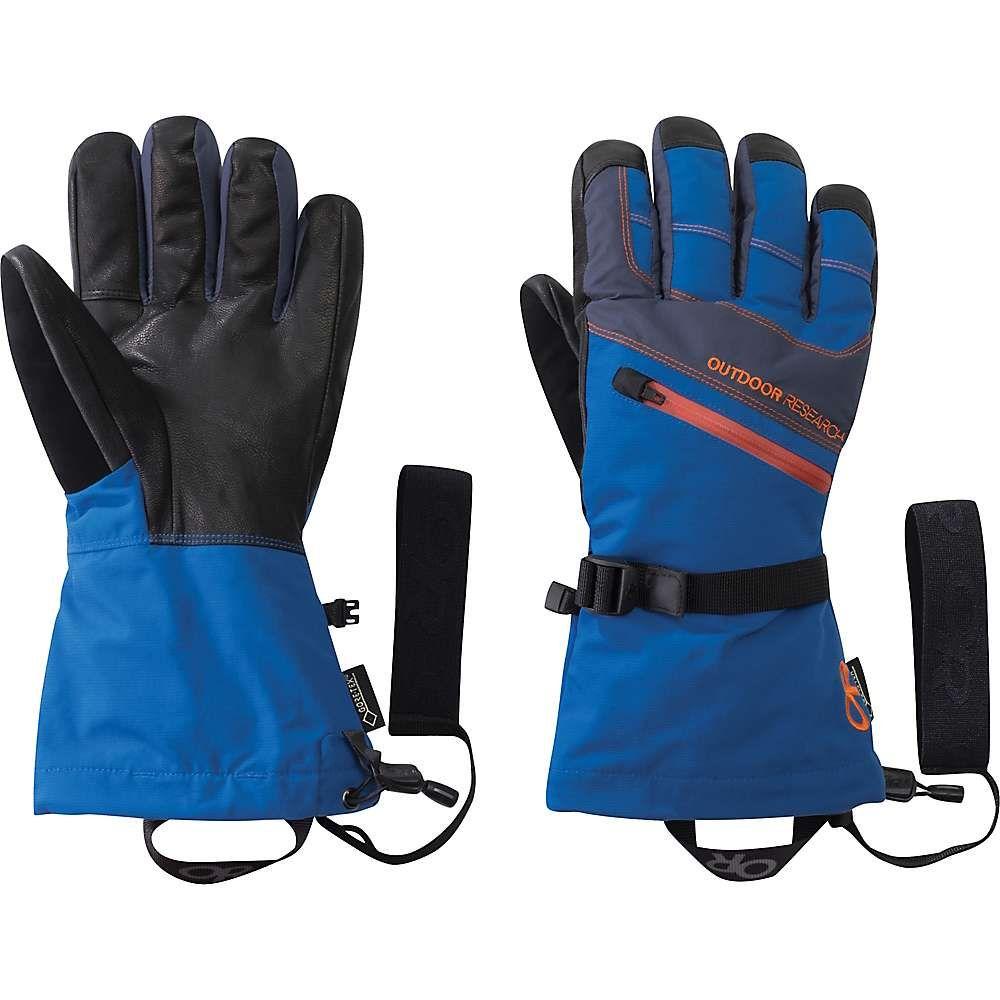 アウトドアリサーチ Outdoor Research メンズ スキー・スノーボード グローブ【Southback Sensor Glove】Cobalt / Naval Blue / Burnt Orange