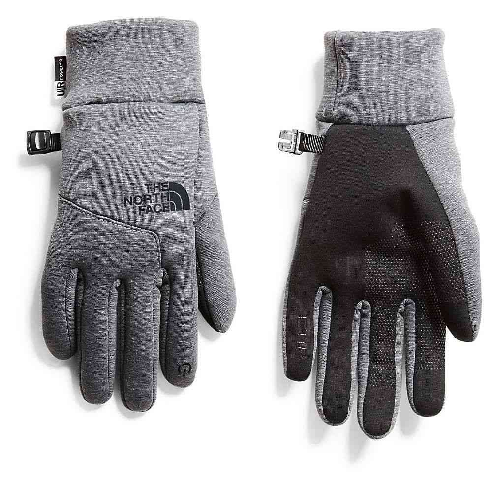 ザ ノースフェイス The North Face レディース 手袋・グローブ【Etip Hardface Glove】TNF Medium Grey Heather (Std)
