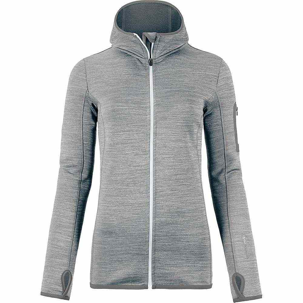 オルトボックス Ortovox レディース ハイキング・登山 トップス【Fleece Melange Hoody】Grey Blend
