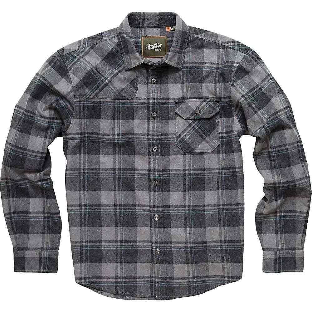 ホウラーブラザーズ Howler Brothers メンズ ハイキング・登山 トップス【Howler Bros Harker's Flannel Shirt】Pedernales Plaid / Heather / Mint
