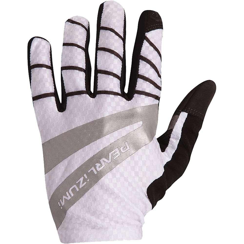 パールイズミ Pearl Izumi ユニセックス 自転車 グローブ【PRO Aero Full Finger Glove】White