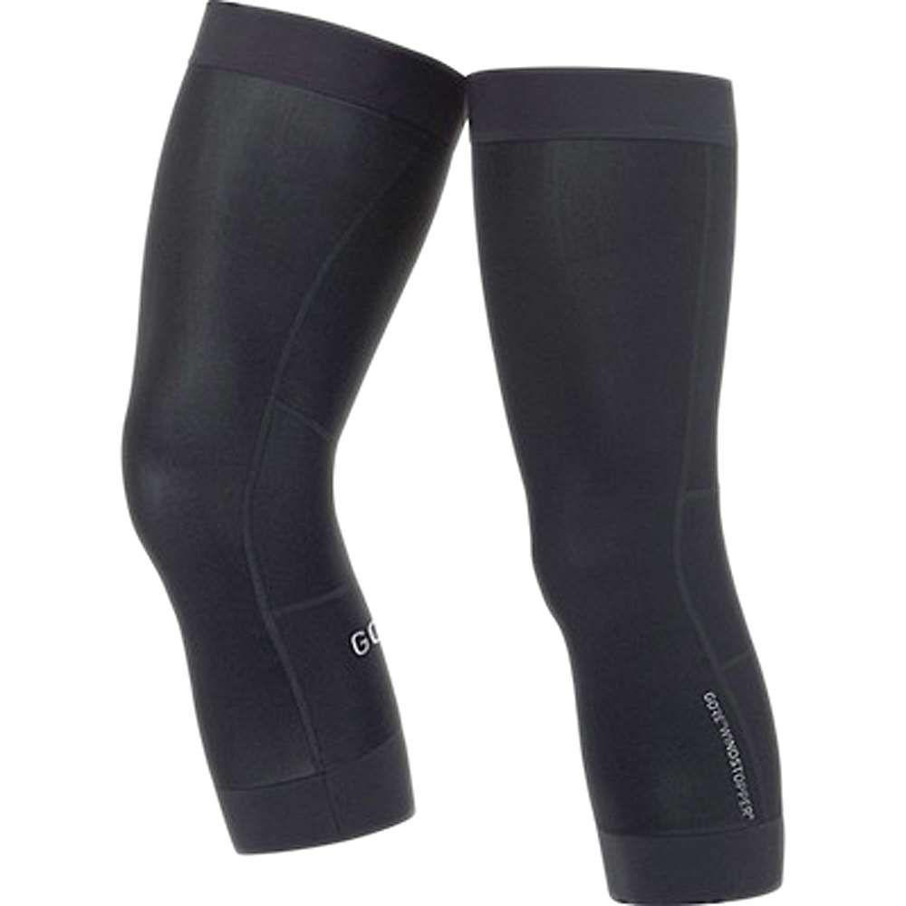 ゴアウェア Gore Wear ユニセックス 自転車 サポーター【Gore C3 Gore Windstopper Knee Warmer】Black