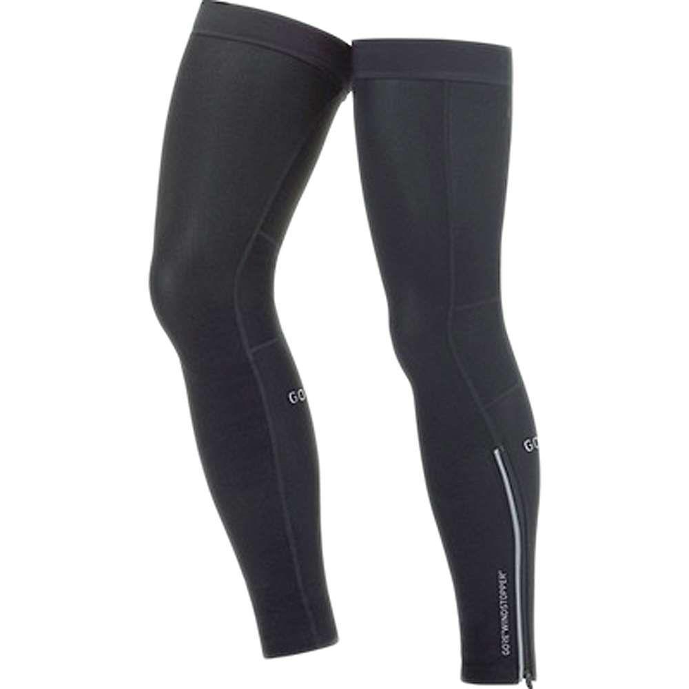 ゴアウェア Gore Wear ユニセックス 自転車 サポーター【Gore C3 Gore Windstopper Leg Warmer】Black