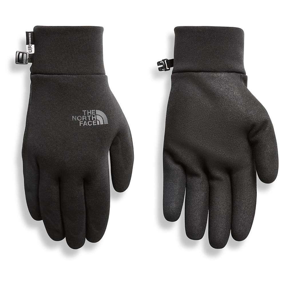 ザ ノースフェイス The North Face メンズ 自転車 グローブ【Etip Grip Glove】TNF Black