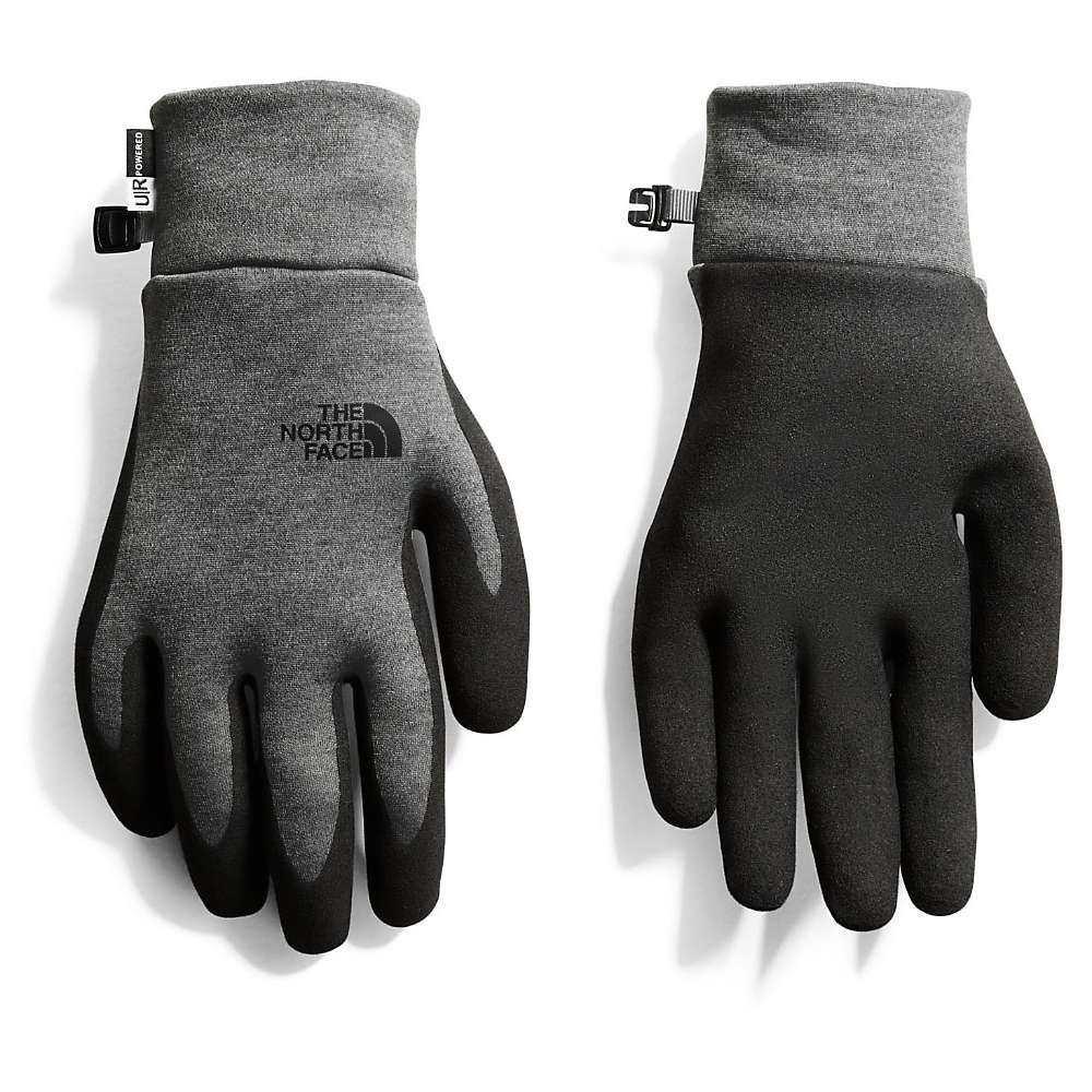 ザ ノースフェイス The North Face メンズ 自転車 グローブ【Etip Grip Glove】TNF Dark Grey Heather (Std)