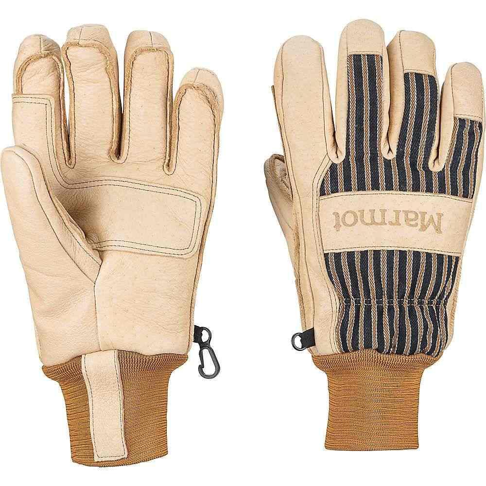 マーモット Marmot ユニセックス スキー・スノーボード グローブ【Lifty Glove】Tan / Brown