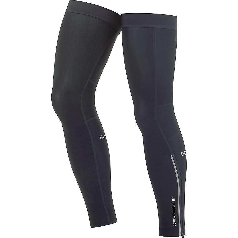 ゴアウェア Gore Wear メンズ フィットネス・トレーニング サポーター【C3 Gore Windstopper Leg Warmer】Black