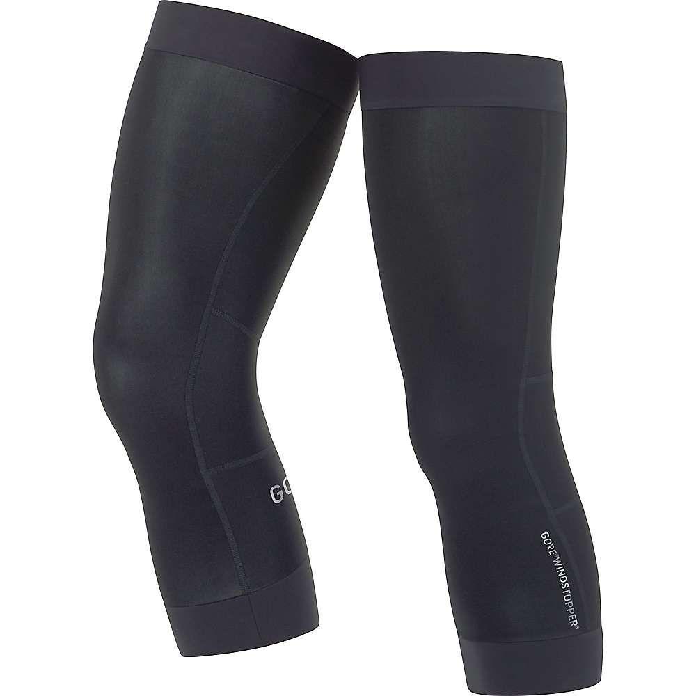 ゴアウェア Gore Wear メンズ フィットネス・トレーニング サポーター【C3 Gore Windstopper Knee Warmer】Black