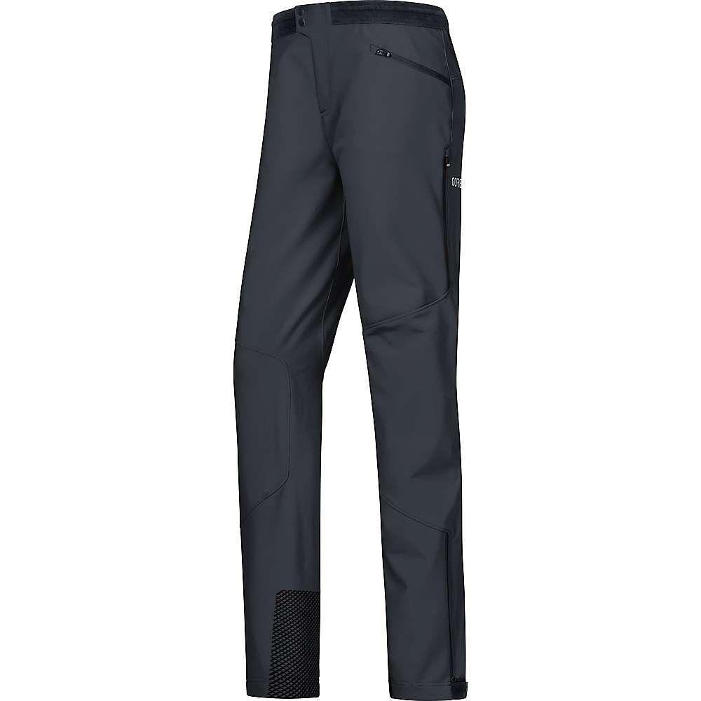 ゴアウェア Gore Wear レディース ハイキング・登山 ボトムス・パンツ【H5 Gore Windstopper Pant】Black