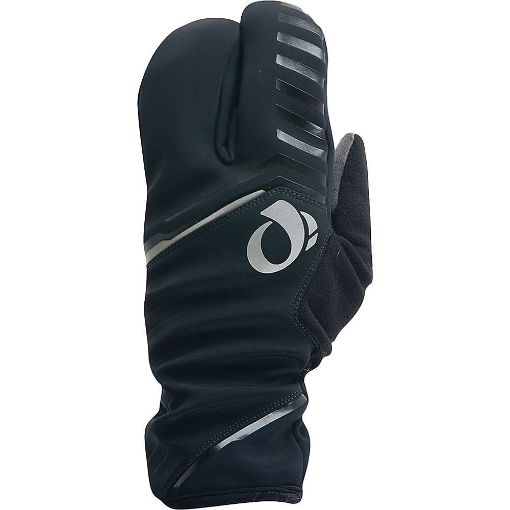 パールイズミ Pearl Izumi ユニセックス 自転車 グローブ【P.R.O AmFIB Lobster Glove】Black