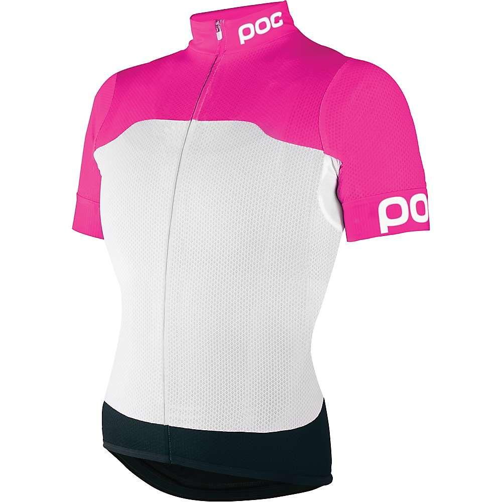 ピーオーシー POC Sports レディース 自転車 トップス【AVIP WO Light Jersey】Fluorescent Pink