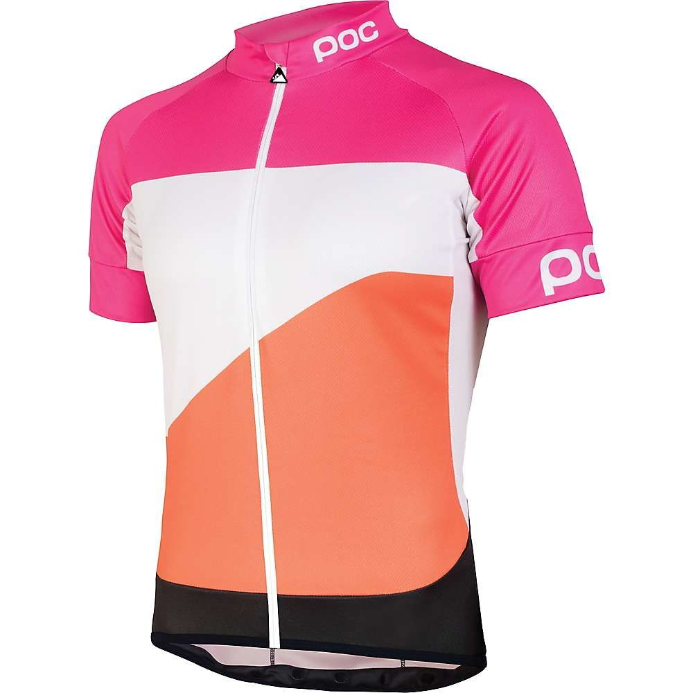 ピーオーシー POC Sports メンズ 自転車 トップス【Fondo Gradient Classic Jersey】Theor Multi Pink