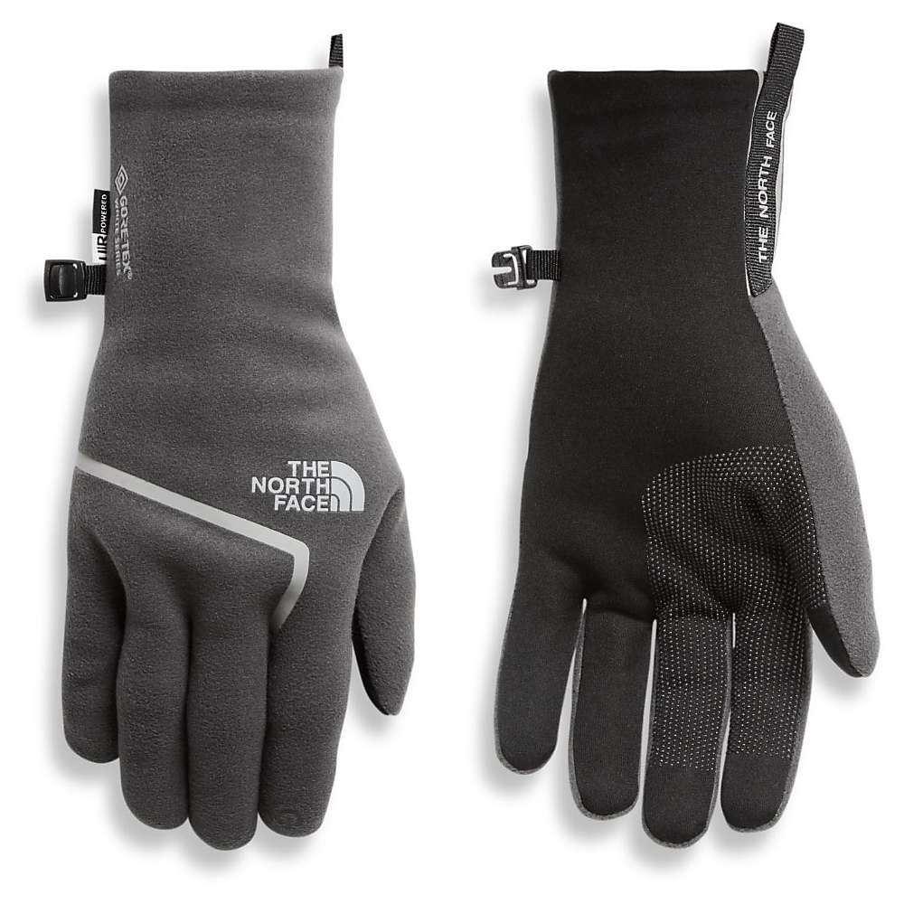 ザ ノースフェイス The North Face レディース 手袋・グローブ【Gore CloseFit Fleece Glove】Asphalt Grey