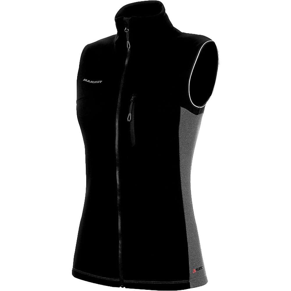 マムート Mammut レディース トップス ベスト・ジレ【Aconcagua ML Vest】Black / Black Melange