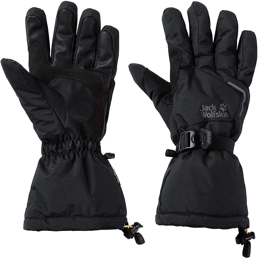 ジャックウルフスキン Jack Wolfskin ユニセックス 手袋・グローブ【Texapore Exolight Glove】Black