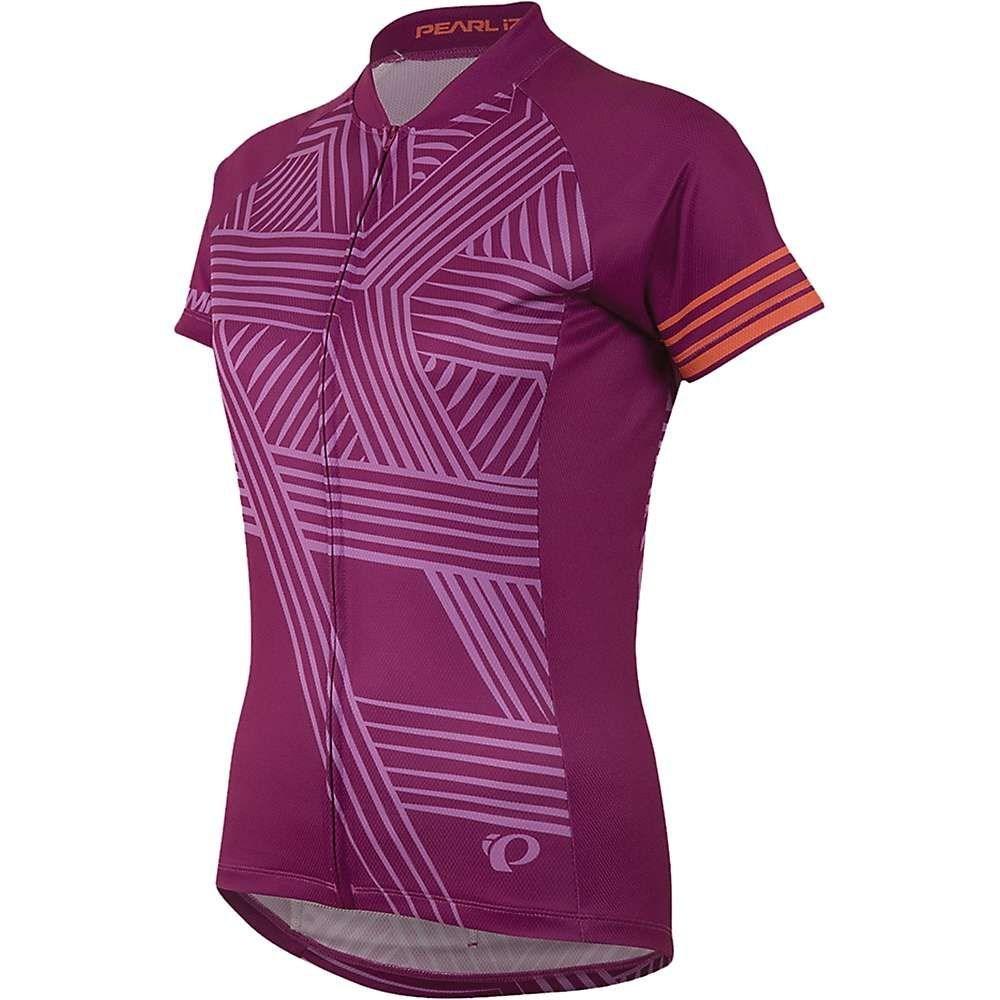 パールイズミ Pearl Izumi レディース 自転車 トップス【MTB LTD Jersey】HEX Purple Wine