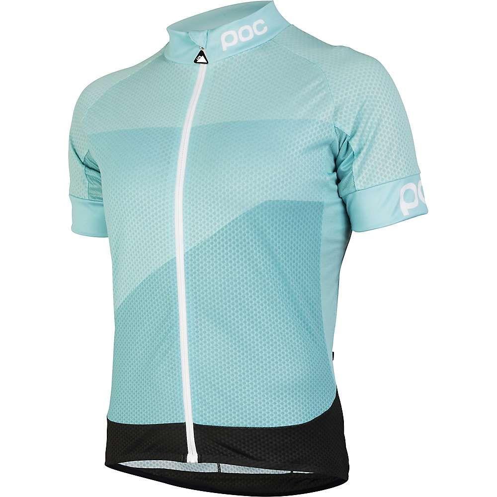 ピーオーシー POC Sports メンズ 自転車 トップス【Fondo Gradient Light Jersey】Octiron Multi Blue