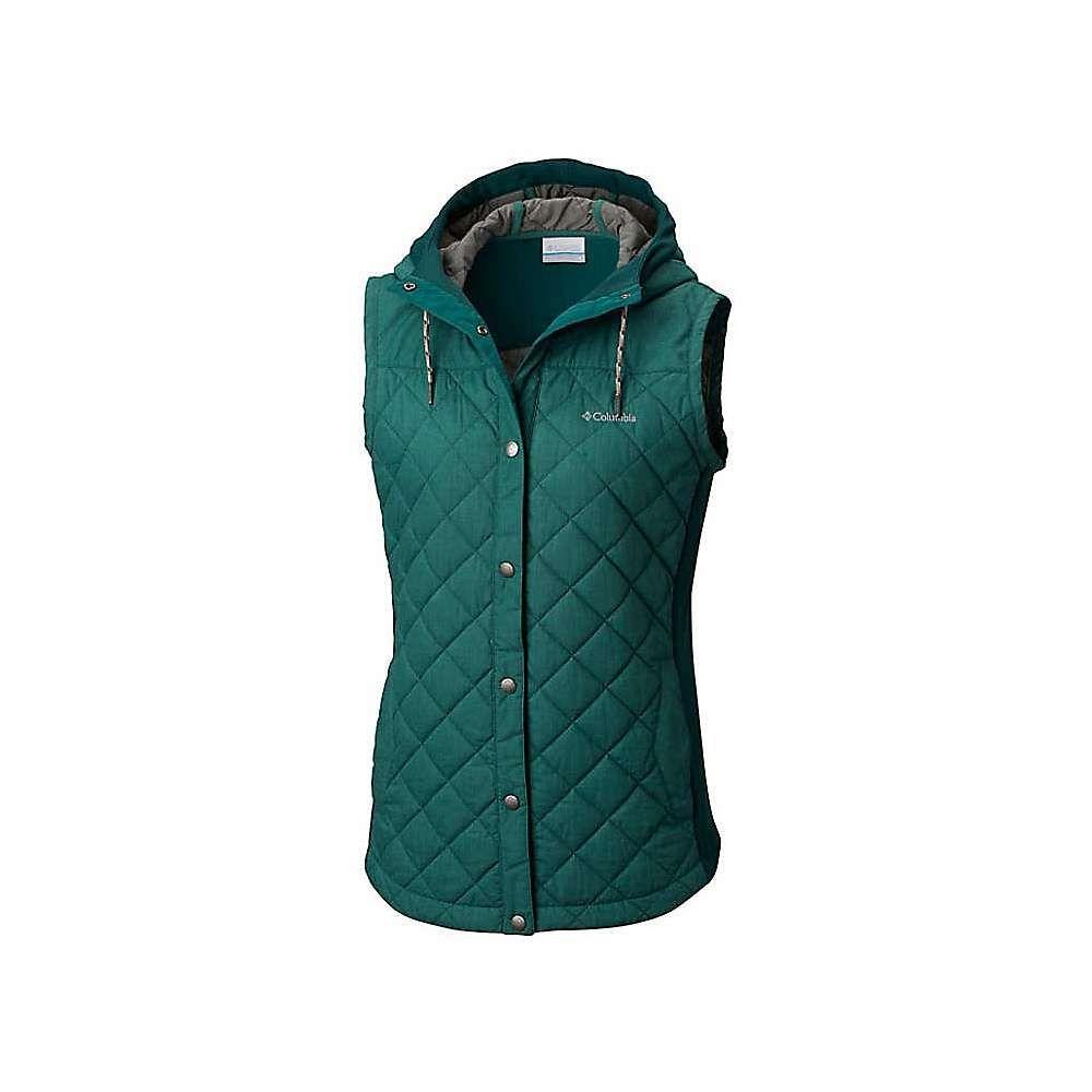 コロンビア Columbia レディース トップス ベスト・ジレ【Evergreen State Vest】Dark Ivy Heather