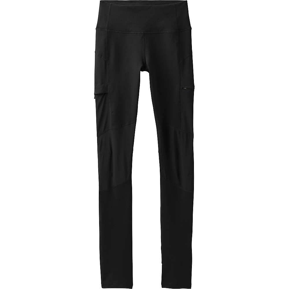 プラーナ Prana レディース ハイキング・登山 ボトムス・パンツ【Rockland Matchstick Pant】Black