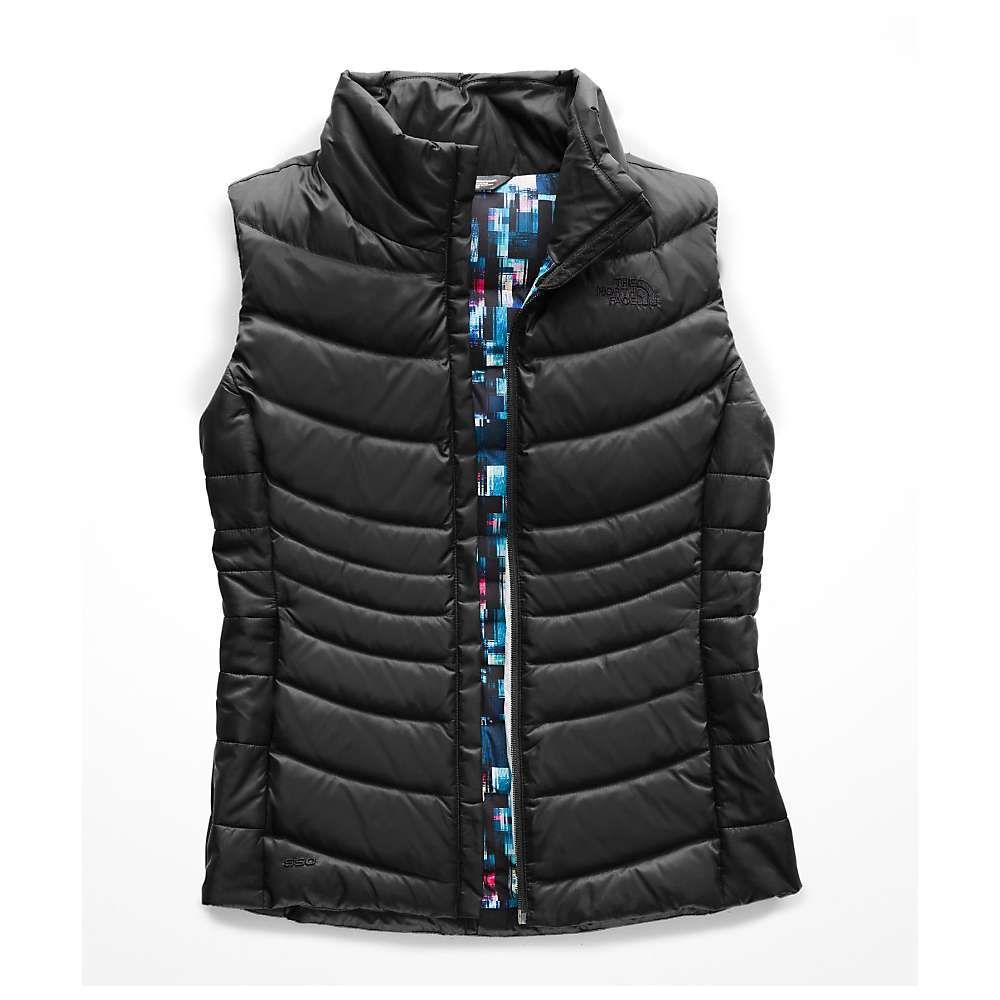 ザ ノースフェイス The North Face レディース トップス ベスト・ジレ【Aconcagua Vest II】TNF Black / Multi Glitch Print