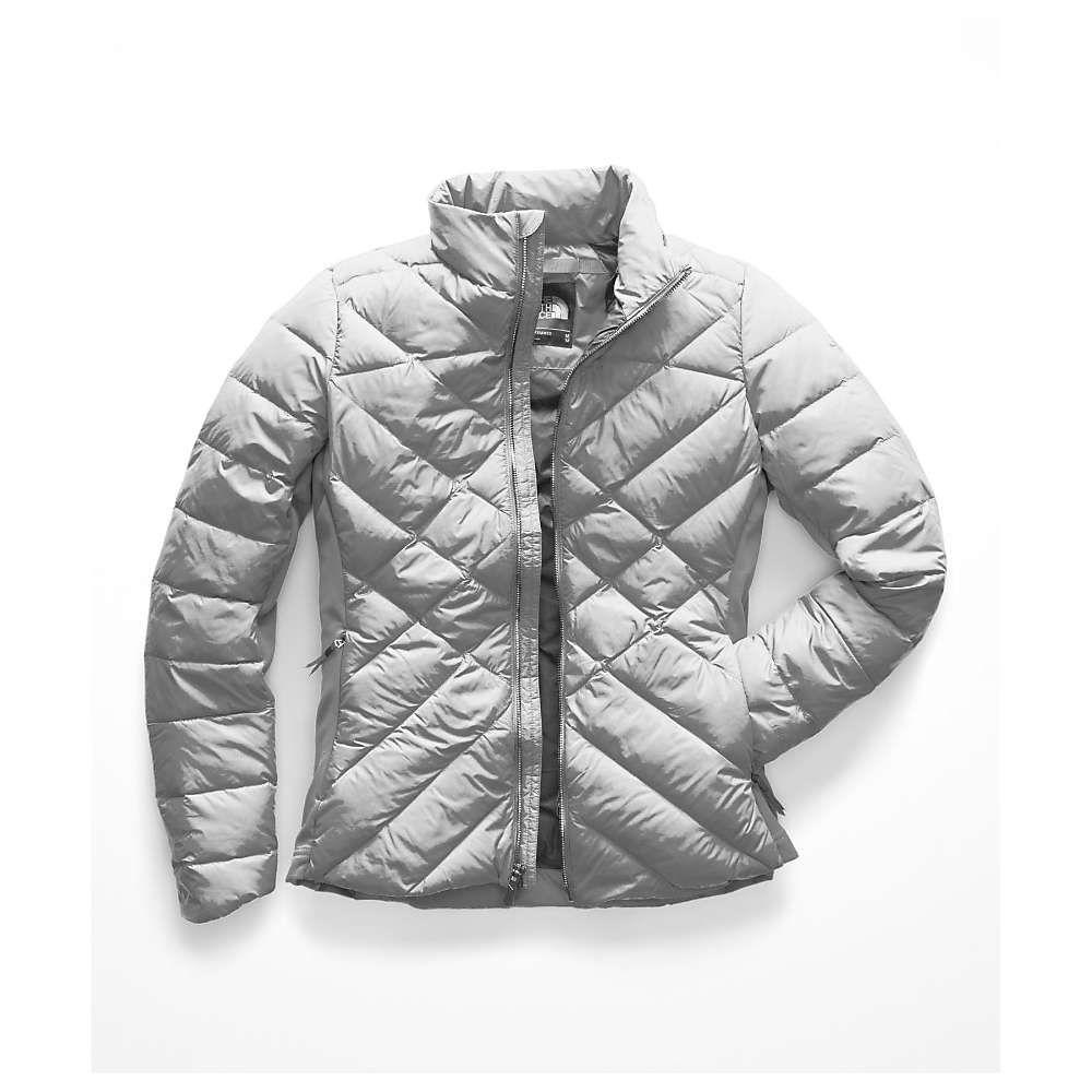 ザ ノースフェイス The North Face レディース スキー・スノーボード アウター【Lucia Hybrid Down Jacket】Tin Grey