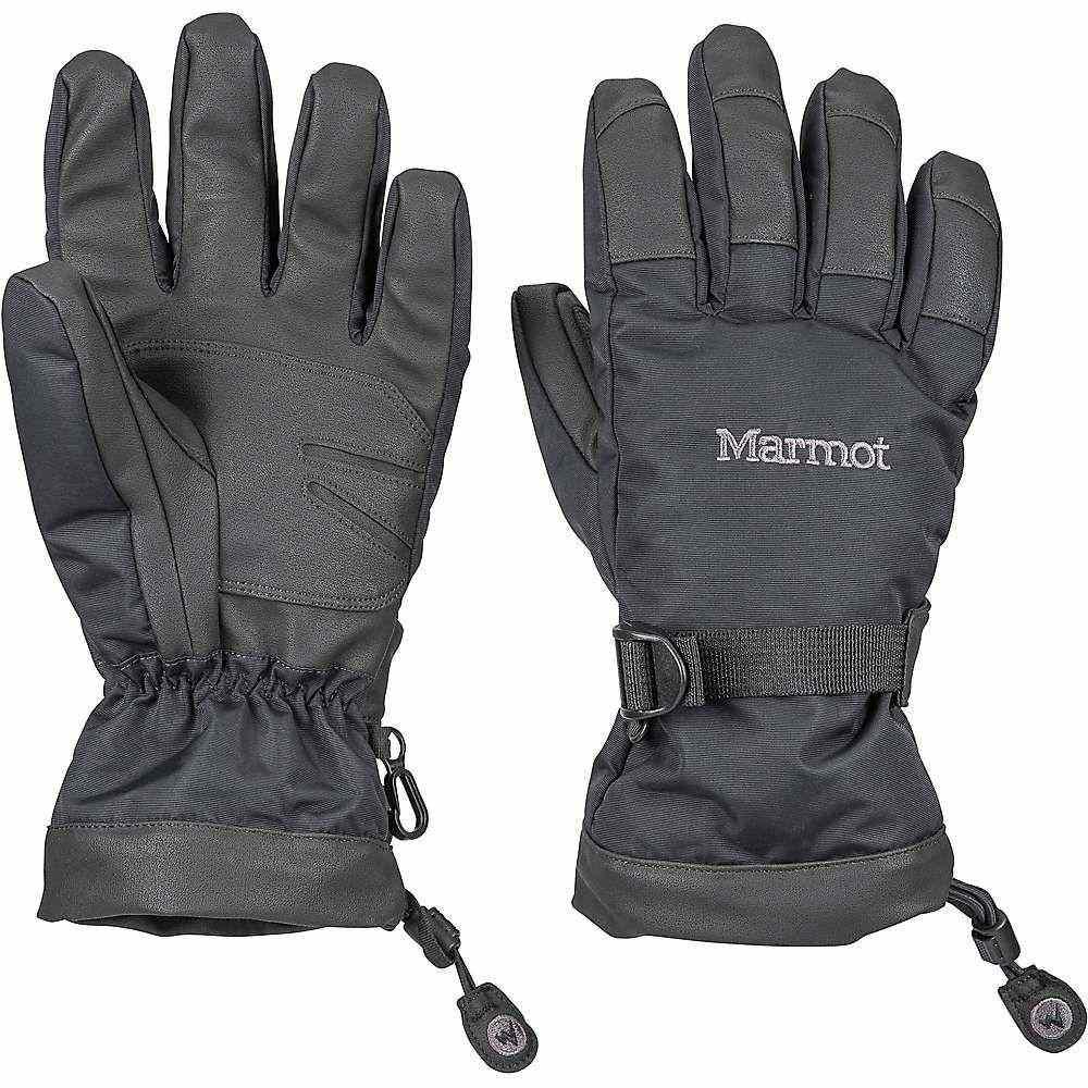 マーモット Marmot レディース スキー・スノーボード グローブ【Nano Pro Glove】Black